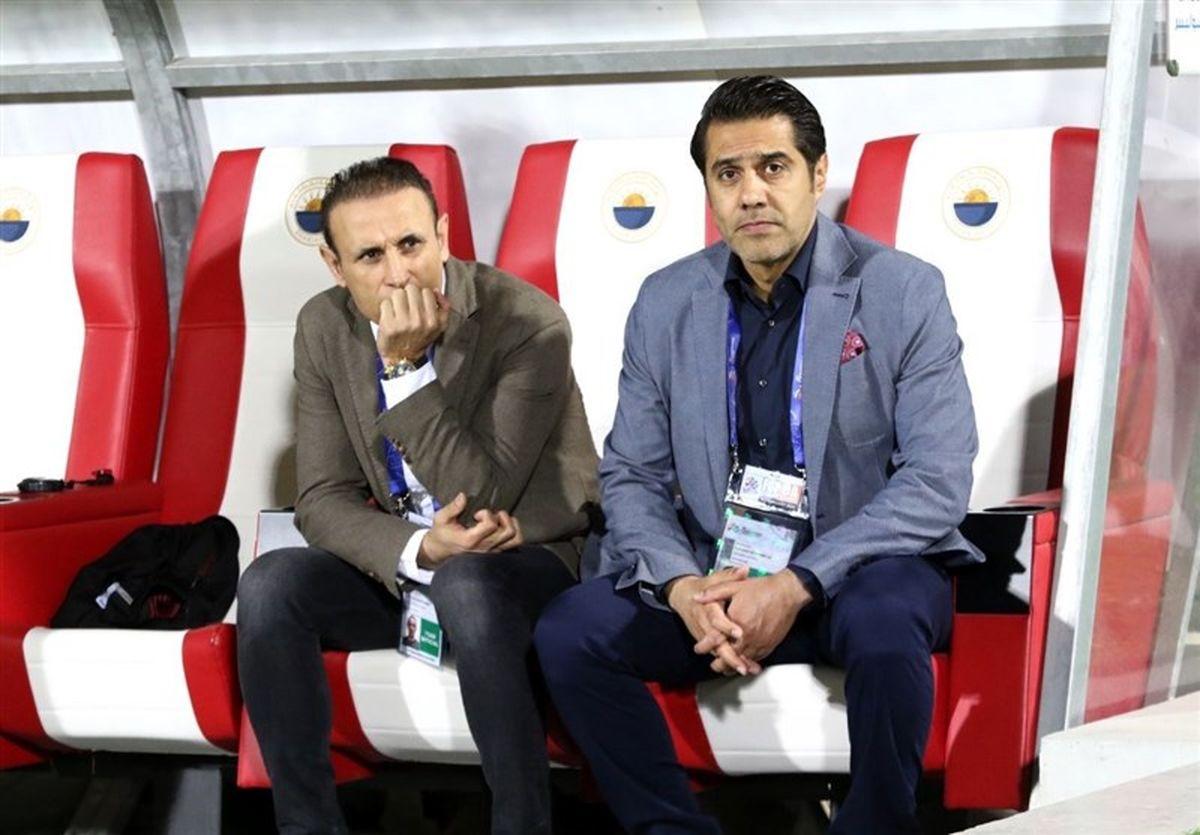 افشین پیروانی: نمیشد علیپور را زوری نگه داشت