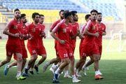تمرین پرسپولیس با حضور گل محمدی و در غیاب 4 بازیکن