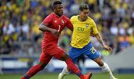 برزیل 1_1 پاناما؛ توقف سلسائو مقابل حریف نه چندان مطرح خود