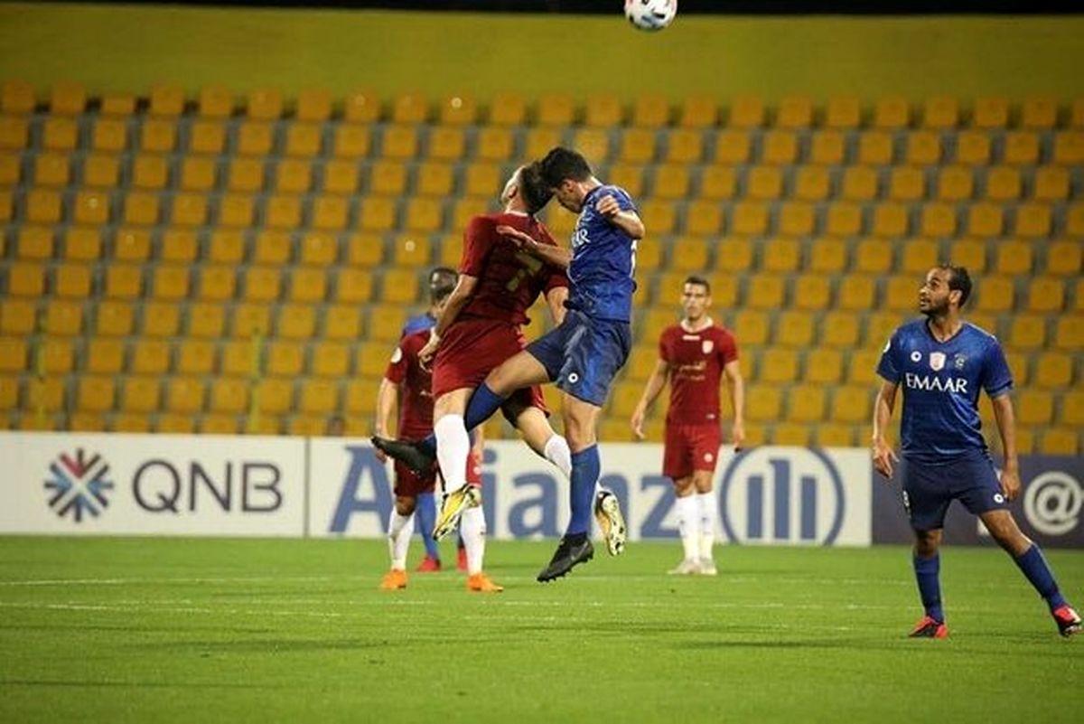 درخواست رسمی الهلال عربستان برای تعویق بازی با شهرخودرو