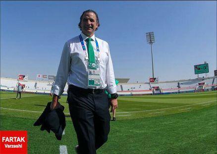 جدایی سرمربی تیم ملی عربستان قطعی شد