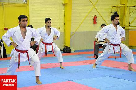 آغاز مسابقات کاراته SKI قهرمانی آسیا در اردبیل
