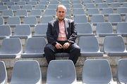 حضور رئیس فدراسیون فوتبال در تمرین تیم ملى جوانان