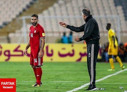 قدوس: میخواهیم در جام جهانی کاری کنیم، کارستان