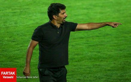 حسینی: روی بد فوتبال در بازی با سپاسی به سمت مس بود