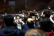 گزارشی کامل از حضور کاروان پرسپولیس در تبریز؛از فرودگاه تا هتل