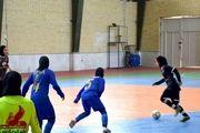 اعلام زمان آغاز دور برگشت لیگ برتر فوتسال زنان