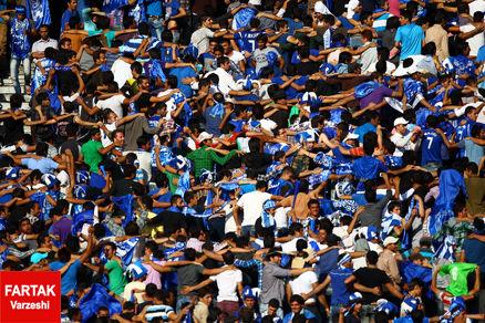 چرا هواداران فوتبال را محروم میکنید؟