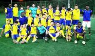 ساوه؛ ظرفیتی برای معرفی استعدادهای فوتبالی