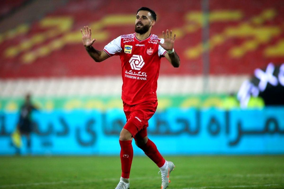 احمد نوراللهی از پرسپولیس جدا می شود؟