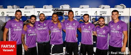 اسامی بازیکنان رئال مادرید برای سفر به کانادا و آمریکا اعلام شد
