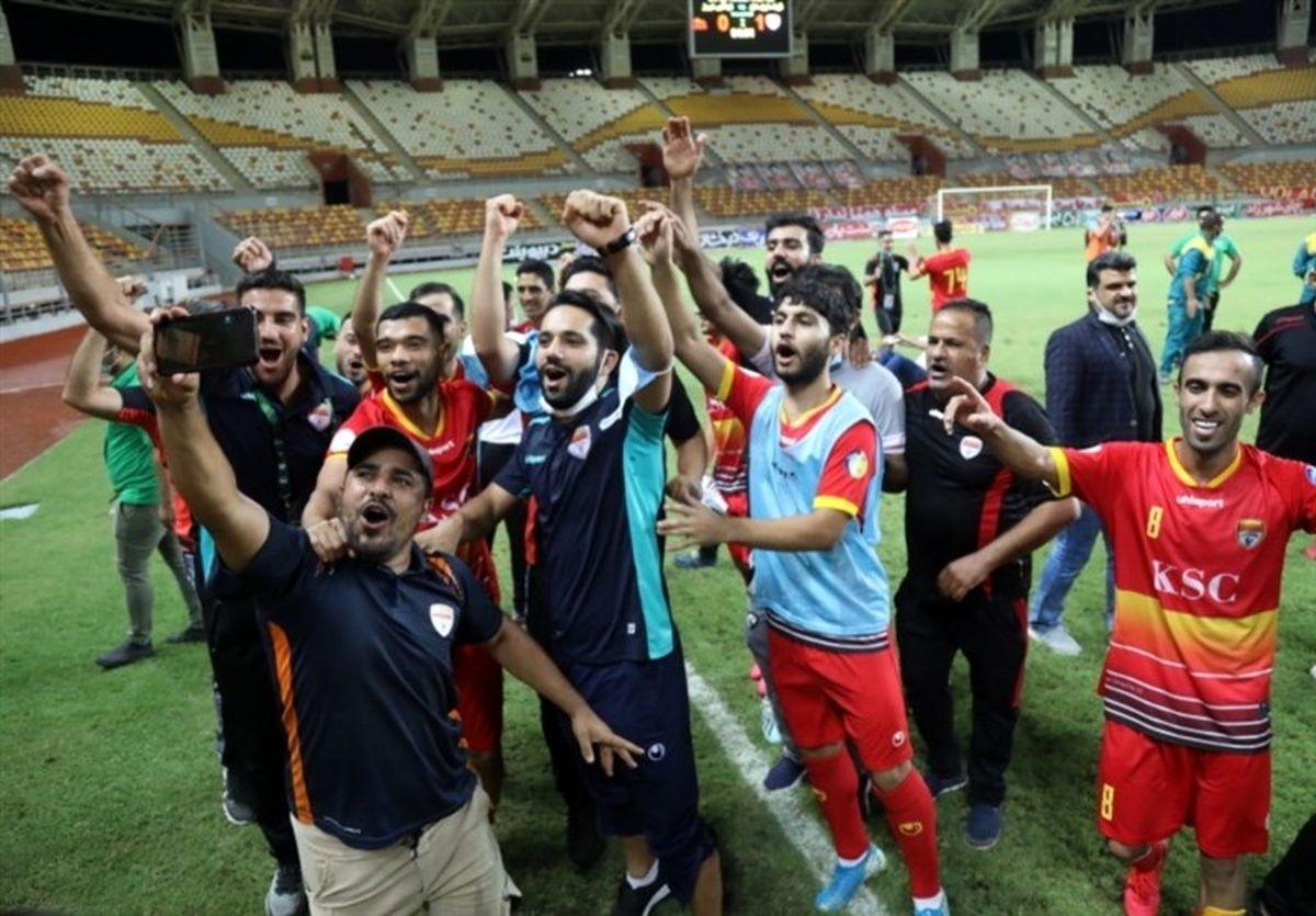 پیام مدیرعامل فولاد خوزستان پس از کسب سهمیه لیگ قهرمانان آسیا