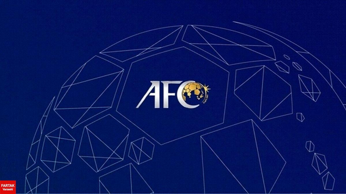 موافقت AFC با انصراف کره شمالی