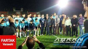 کرهایها با هدیه ایرانی ها غافلگیر شدند!+عکس