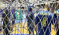 رقابتهای هندبال قهرمانی باشگاههای آسیا|زاگرس اسلام آباد همچنان روی نوار باخت