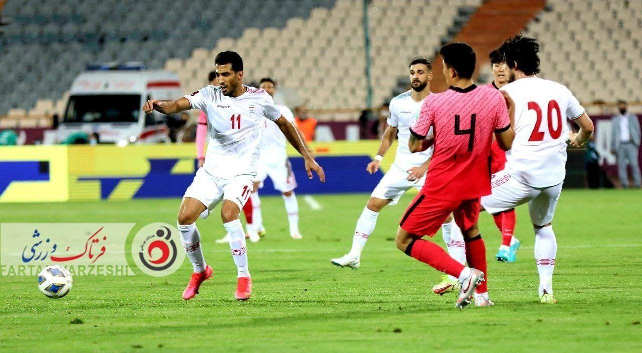 تیم ملی-وحید امیری