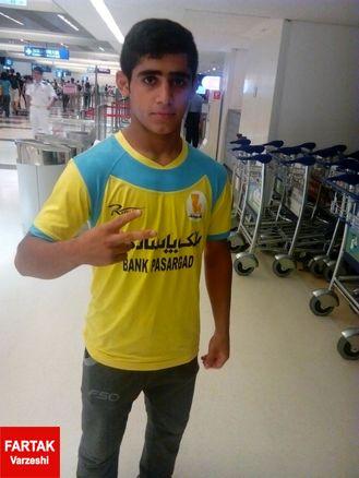 طوفان فرنگی کاران نوجوان در آسیا/ محمد حسینوند هم طلایی شد