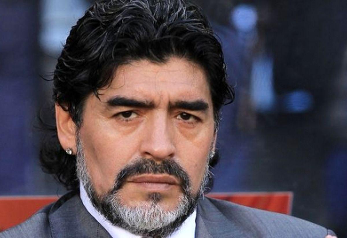 پاسخ تند مارادونا به دخترش؛ همه اموالم را وقف میکنم!