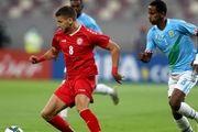 انتخابی جام جهانی 2022|پیروزی پرگل لبنان مقابل سوریه در دیدار همگروه های ایران