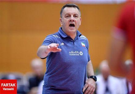 کولاکوویچ: فشار زیادی برای صعود به المپیک روی تیم ما وجود دارد