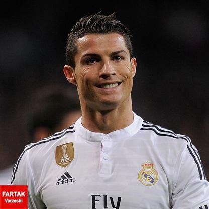 رونالدو 5 سال دیگر در مادرید