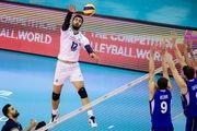 سه ستاره تیم ملی در بین بهترین های والیبال جوانان جهان