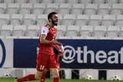 گل عبدی زیباترین گل لیگ قهرمانان آسیا در سال ۲۰۲۰ لقب گرفت