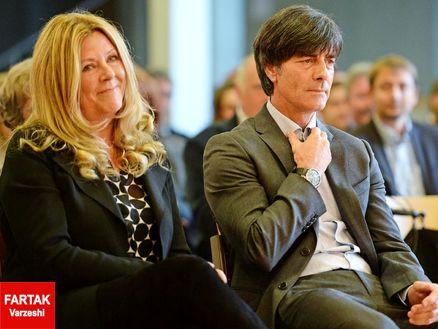 یواخیم لو از همسرش طلاق گرفت (عکس)