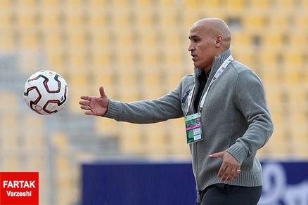 منصوریان: رحمتی امشب فراتر از فوتبال آسیا بود