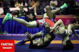 آزادکاران ایرانی با 4 طلا و 79 امتیاز قهرمان آزاد نوجوانان شدند
