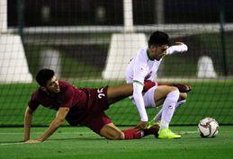 گزارش تصویری دیدار تیم ملی امید ایران و قطر