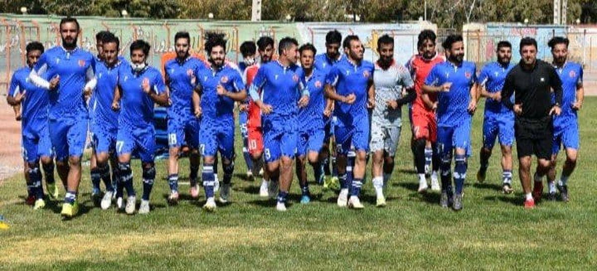 پیروزی پرگل مس شهربابک در دیدار تدارکاتی