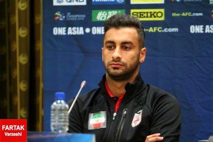 مهدی زاده:  امیدوارم آبرومندانه کار خود را در لیگ قهرمانان آسیا به اتمام برسانیم