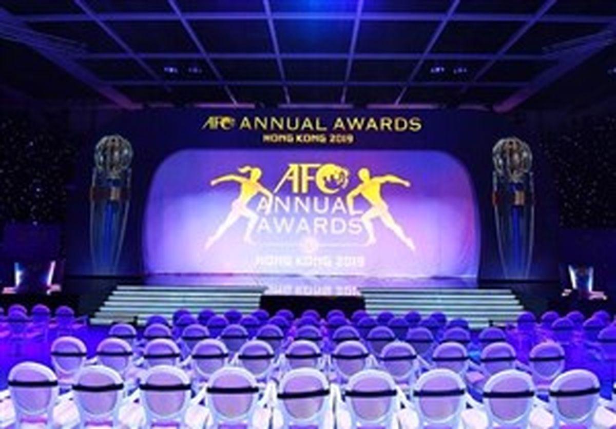 لغو مراسم توزیع جوایز 2021