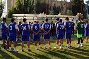 برگزاری مراسم معارفه اعضای تیم فوتبال پیکان در حضور مدیران