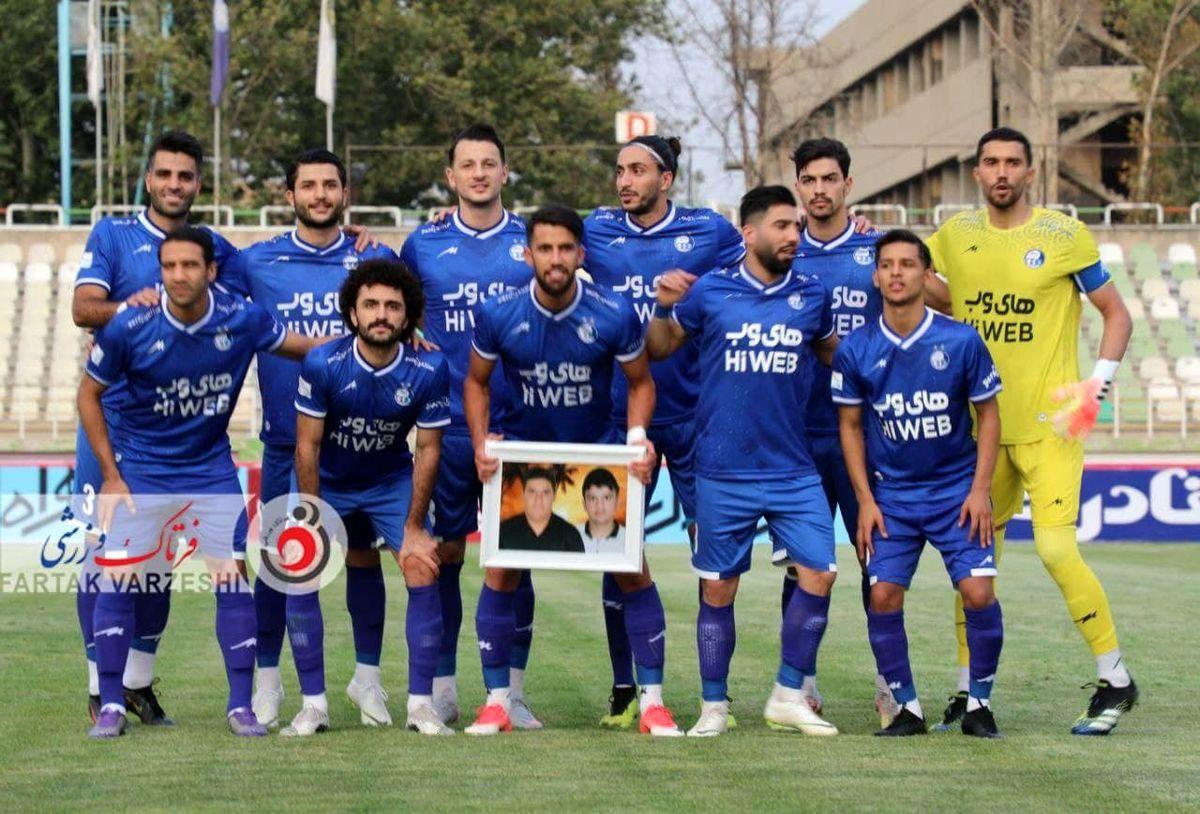 استقلال 7-1 رجیونال امارات ؛ پیروزی روحیه بخش در بازی دوستانه