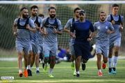غیبت سه بازیکن در تمرین امروز استقلال