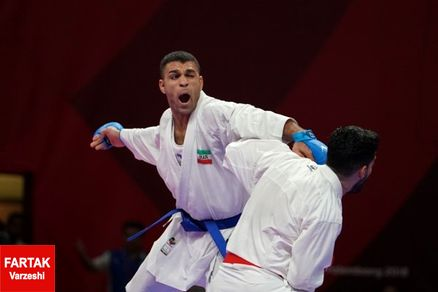 مدال برنز رقابتهای جهانی کاراته به پورشیب رسید