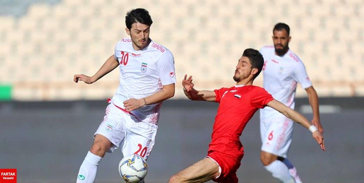 مربی سوریه: ایران با بحرین قابل قیاس نیستند