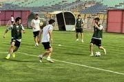 بازگشت رادوشوویچ به تمرینات پرسپولیس و تمرین اختصاصی ۲ بازیکن