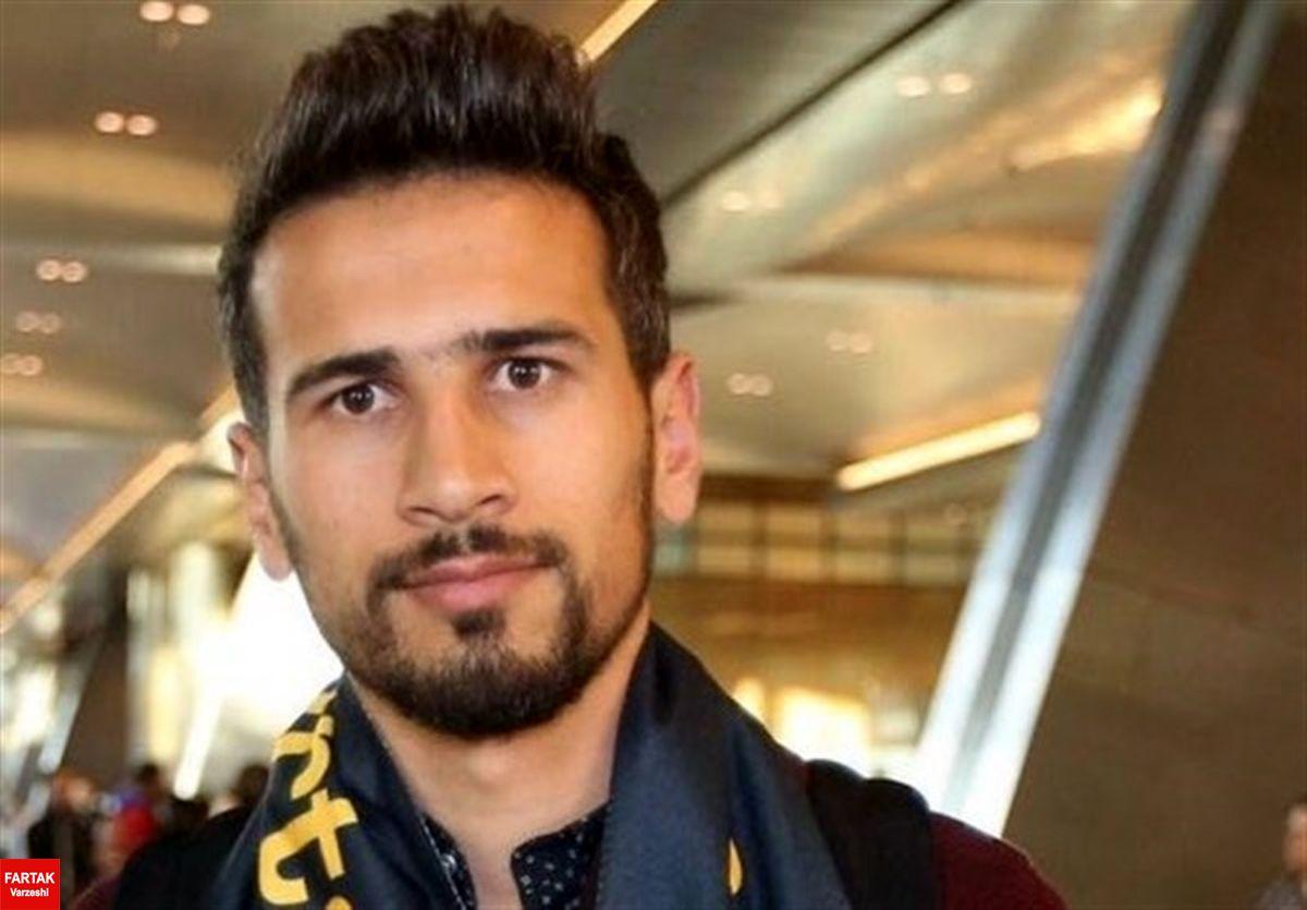 شکایت شهباززاده از باشگاه قطر اس سی