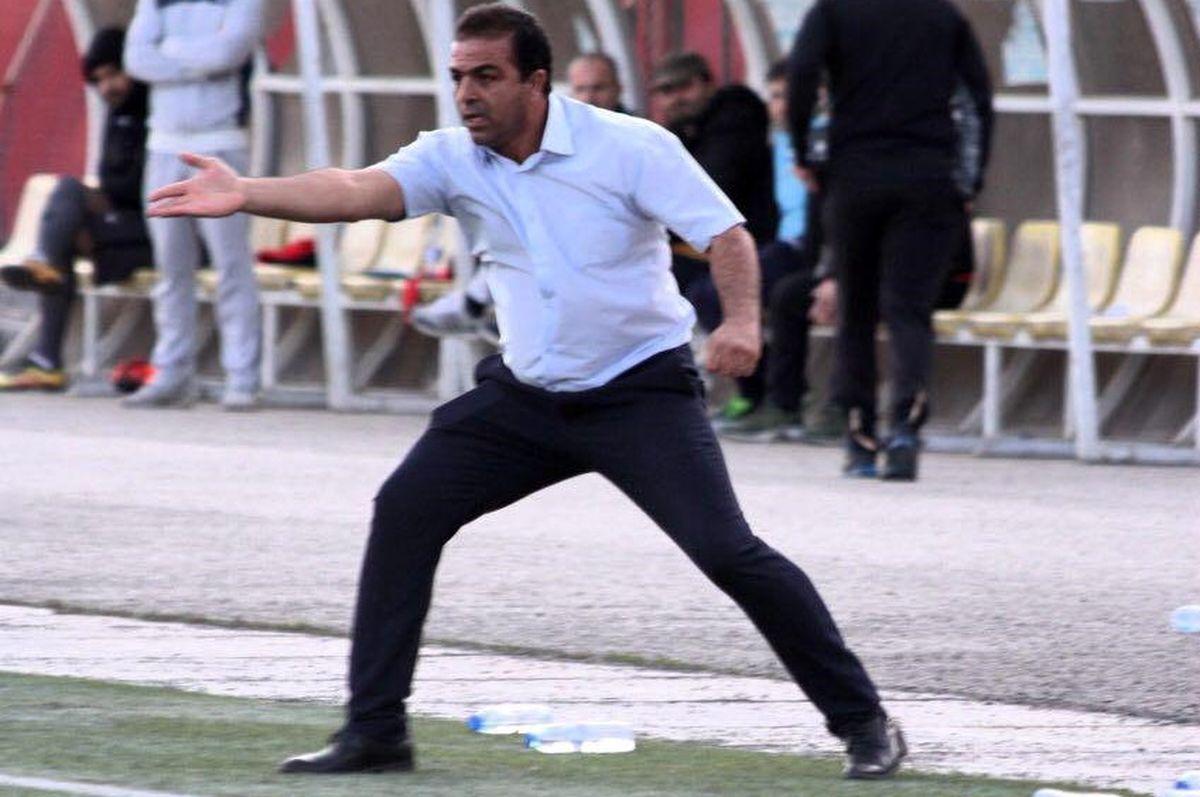 مهابادی:به این پیروزی احتیاج داشتیم / شاگردانم جانانه بازی کردند