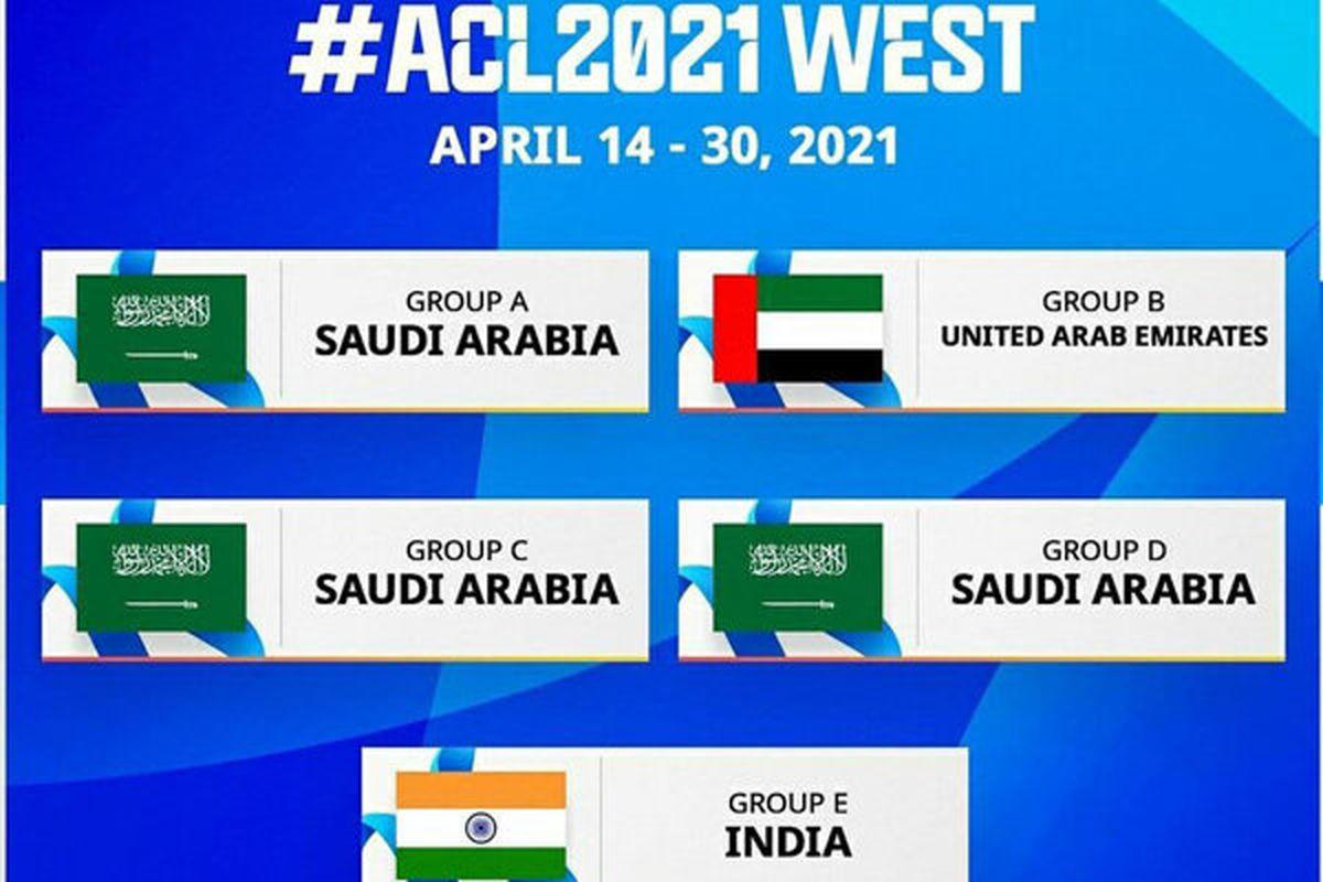 میزبانان لیگ قهرمانان آسیا مشخص شدند/ پرسپولیس به هند میرود!