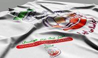 ملی پوشان ایرانی تست کرونا دادند