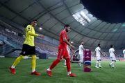 علی جهان، مهره صعود به جام جهانی(عکس)