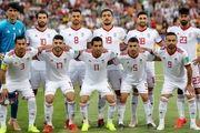 تیم ملی فوتبال ایران در رده بندی فیفا در جایگاه 29 جهان