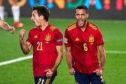 اسپانیا 1 - 0 سوئیس؛ لاروخا صدرنشین باقی ماند!
