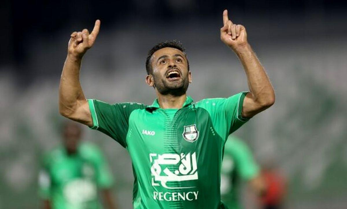 امید ابراهیمی در لیگ قطر ماندنی شد