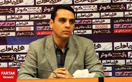فتاحی اعلام کرد: فولاد-پرسپولیس برگزار میشود اما با تاخیر