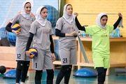 برد فنی ساحلیبازان زیر ۲۱ سال ایران مقابل سوئد